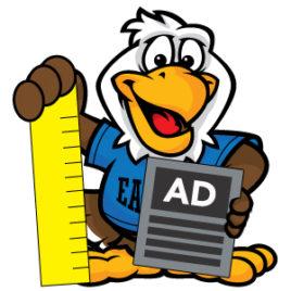 Half Page Advertisement